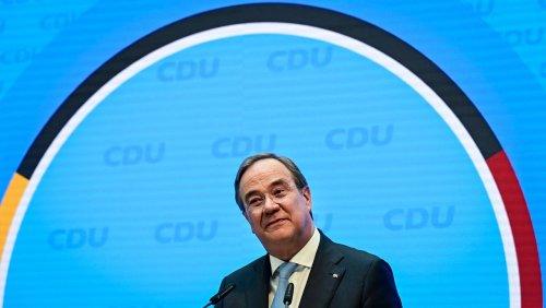 SPIEGEL-Umfrage: Große Mehrheit unter Unionsanhängern hält Laschet für den falschen Kandidaten
