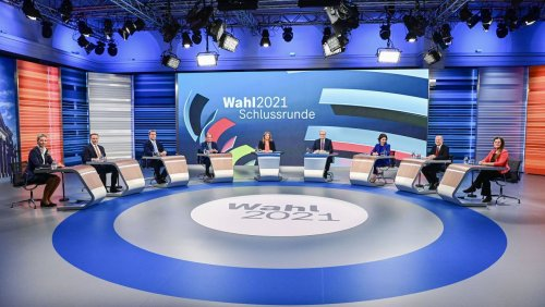 TV-Debatte vor der Wahl: Zum Abschuss ein gemischter Siebenkampf