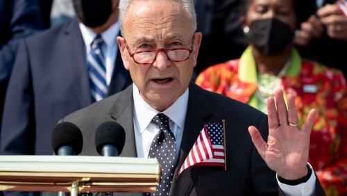 Flüchtlingspolitik: US-Demokrat Schumer fordert von Biden Ende »hasserfüllter« Abschiebepraxis
