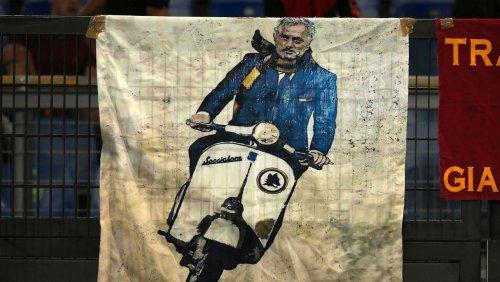 Ehemaliger Startrainer vor dem Stadtderby gegen Lazio: Wie José Mourinho in Rom um die Reste seines Mythos kämpft