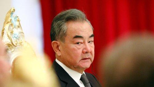 Afghanistan: Chinas Außenminister spricht mit Taliban