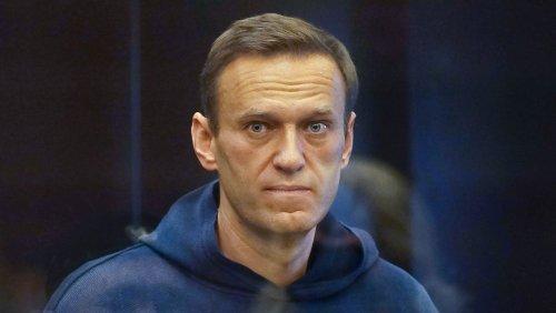 Inhaftierter russischer Politiker: Kreml-Kritiker Nawalny bekommt Menschenrechtspreis der EU