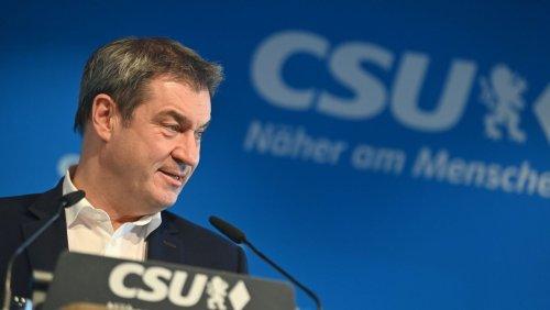 Laschets Kanzlerkandidatur: CSU wirbt bundesweit offensiv um Mitglieder und Söder-Unterstützer