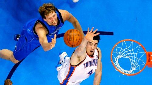 Mit Jordan und Chamberlain: Nowitzki steht im NBA-Jubiläumsteam