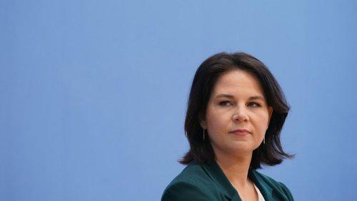 Grünen-Chefin Baerbock über Palmers-Ausschlussverfahren: »Ich habe ihn eindringlich gebeten, sich zu entschuldigen«