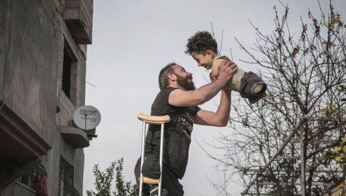 Siegerfoto Siena International Photo Awards: »Ich hoffe, dass das Foto dazu beiträgt, dass Mustafa Hilfe bekommt«