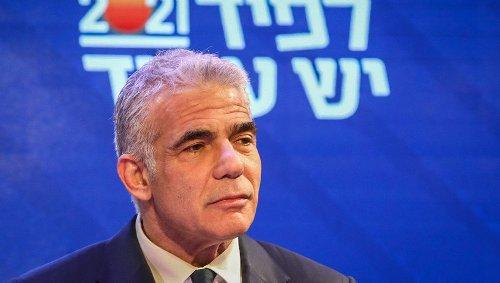 Israel: Oppositionsführer Lapid mit Regierungsbildung beauftragt