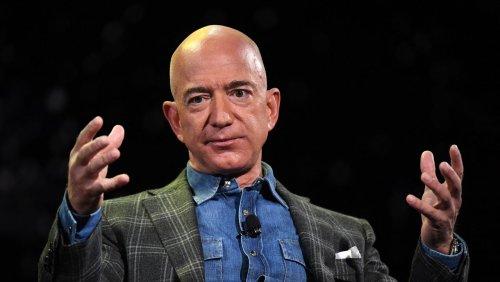 Reichster Mann der Welt: Jeff Bezos verkauft weitere Amazon-Aktien im Milliardenwert