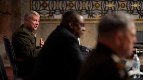 Senatsanhörung zu Afghanistan: US-Kommandeur warnte vor Zusammenbruch der Streitkräfte
