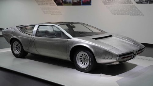 Schönes Ding: Alfa Romeo Iguana: Brutale Eleganz