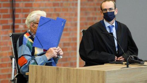 Prozess gegen 100-jährigen KZ-Wachmann: Massenmord »mit Hilfe des Angeklagten«
