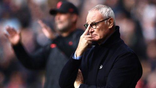 Premier League: Liverpool überrollt Watford bei Ranieri-Debüt