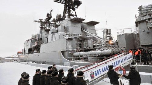 Golf von Guinea: Russisches Kriegsschiff stoppt Piratenangriff vor Westküste Afrikas