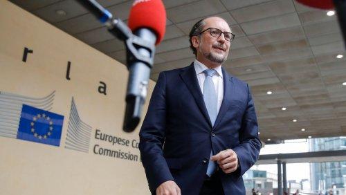 Österreichs Kanzler Schallenberg: Der Pannenstart des Kurz-Nachfolgers