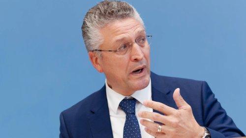 »Ich wünschte, die Lage wäre angenehmer«: RKI-Präsident Wieler beklagt Morddrohungen