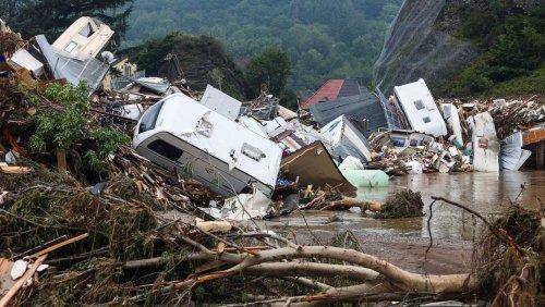 Förster zur Flut-Katastrophe: »Dass unsere Umwelt ganz schön kaputt ist, sehe ich jeden Tag«