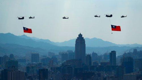 Konflikt mit Peking: Taiwan beklagt täglich wachsende Bedrohung durch China