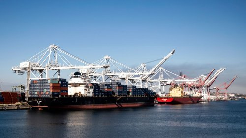 Stau am Hafen von Los Angeles: Der Flaschenhals der US-Wirtschaft