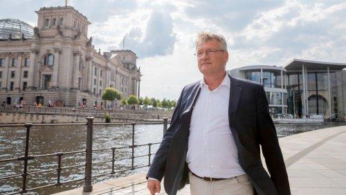 Illegale Wahlkampfhilfen aus der Schweiz: Staatsanwaltschaft beantragt Aufhebung der Immunität von AfD-Chef Meuthen