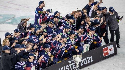 Finalerfolg gegen Wolfsburg: Eisbären Berlin sind Rekordmeister in der DEL