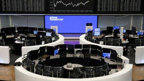 Gute Geschäftszahlen: Dax springt auf Rekordhoch