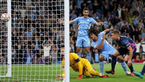 Manchester City in der Champions League: Die Tormaschine