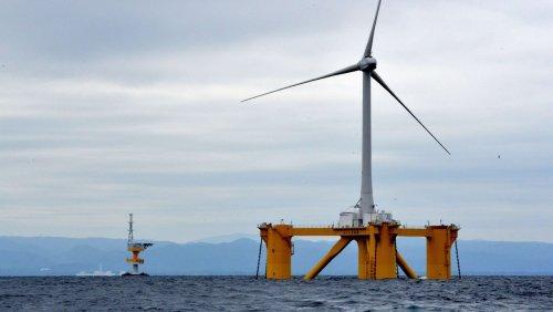 Milliardenprojekt im Japanischen Meer: Südkorea baut schwimmenden Mega-Windpark