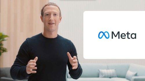 Namenswechsel angekündigt: Facebook heißt jetzt Meta
