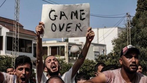 Islamistenführer al-Ghannouchi: »Die Tunesier werden die Herrschaft eines Diktators nicht akzeptieren«