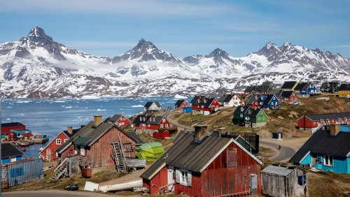 Rohstoffe aus der Eiswüste: Wer darf Grönland ausbeuten – Europa oder China?