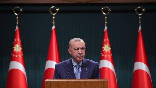 Botschafter-Eklat in der Türkei: Erdoğan rückt von Ausweisung westlicher Diplomaten ab