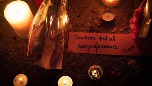 Ermordeter Lehrer: Polizei nimmt weitere Person nach Attentat bei Paris fest