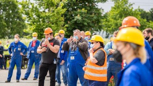 660 Stellen in Gefahr: VW-Betriebsrat attackiert Jobabbau bei Meyer-Werft
