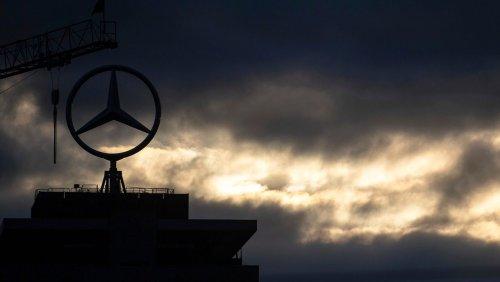 Dieselskandal: Staatsanwälte beantragen Strafbefehl gegen Daimler-Mitarbeiter