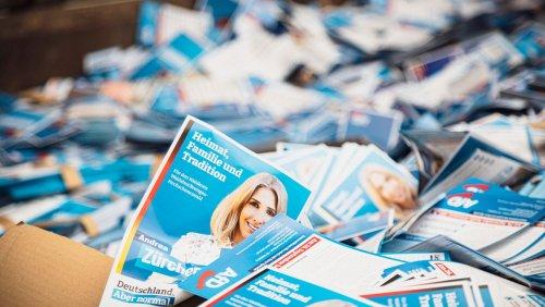 Aktion des »Zentrums für Politische Schönheit«: AfD fiel offenbar auf erfundenen Flyerservice rein