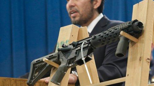 Baukästen aus dem Internet: Biden will »Geisterwaffen« registrieren lassen