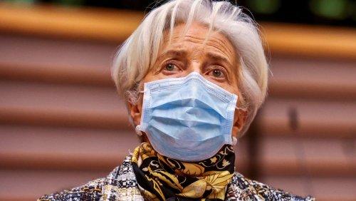 Coronakrise: EZB-Chefin Lagarde will noch lange Euro-Staatsanleihen kaufen