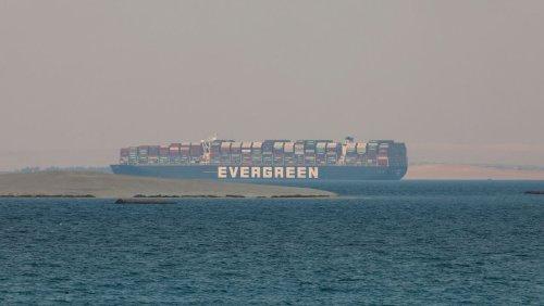 Was wurde aus der »Ever Given«?: Ägyptens Milliardenpfand