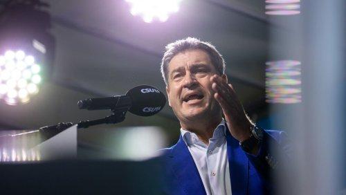 Umstrittene Äußerung von Ministerpräsident Söder: Nur ein Scherz – oder doch eine Straftat?