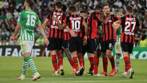 Europa und Conference League: Andrich rettet Leverkusen einen Punkt – und eine Serie