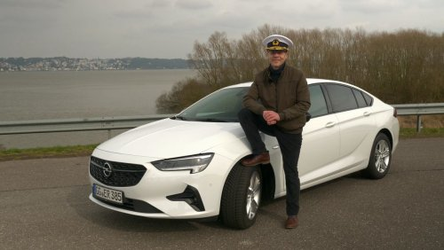 Wir drehen eine Runde: Opel Insignia Grand Sport: Es gibt sie noch – die guten Diesel