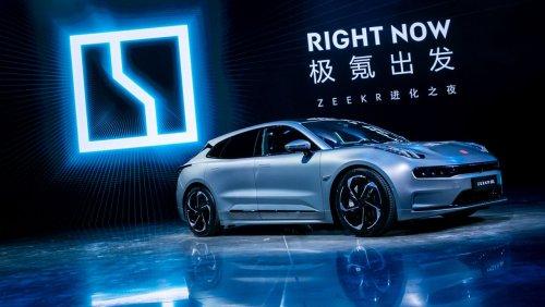 Automesse in Shanghai: China ist die Rettung für deutsche Autobauer – und die größte Gefahr
