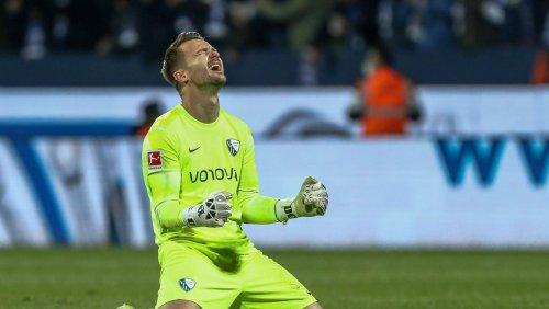 Riemann als Matchwinner: Bochum wechselt Torhüter vor Elfmeterschießen
