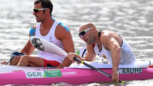 Kanu-Olympiasieger Ronald Rauhe: »Es ist für uns ein Zeichen von Stärke, in Pink zu fahren«