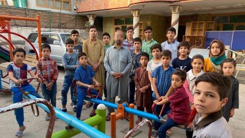 Waisen in Kabul: Die Angst der Kinder vor den Taliban