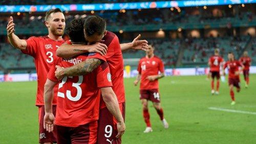 Konstellation um Gruppendritte: Fünf weitere Teams fürs EM-Achtelfinale qualifiziert