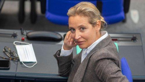 AfD-Spitzenkandidatin: Weidel will sich vorerst nicht impfen lassen