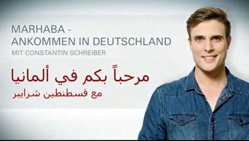 Arabische TV-Sendung für Flüchtlinge: Deutschland für Anfänger - ein Anfang für Deutschland