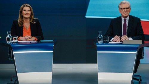 Wahl-Schlussrunde bei ARD und ZDF: Ein kleines bisschen Nordkorea, ein kleines bisschen britisches Unterhaus