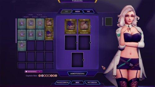 Porno-Videospiel »Subverse«: Der Sex ist außerirdisch